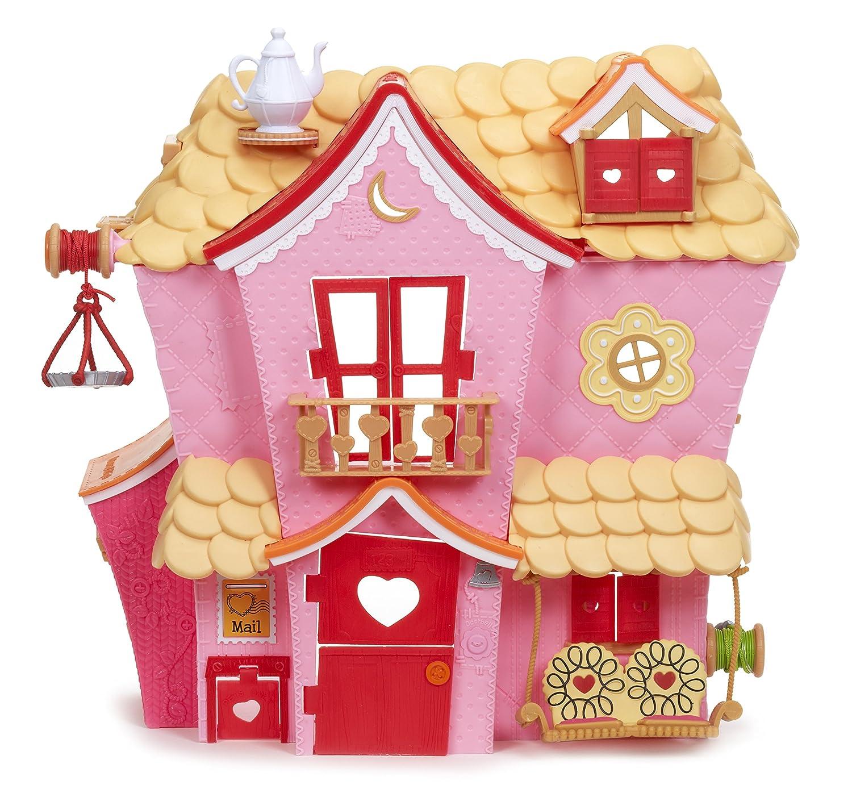Amazon.com: Lalaloopsy Mini Sew Sweet House Playset: Toys & Games