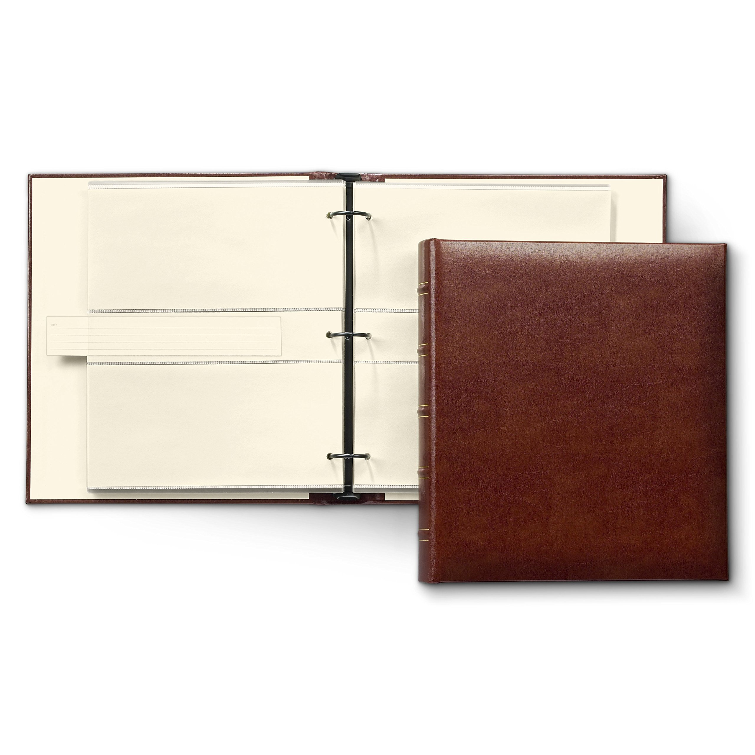 Gallery Leather Classic  Leather Album, British Tan by Gallery Leather (Image #2)