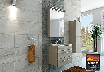 Mispa C Badezimmer Badmobel Komplett Set Inklusive Hochschrank
