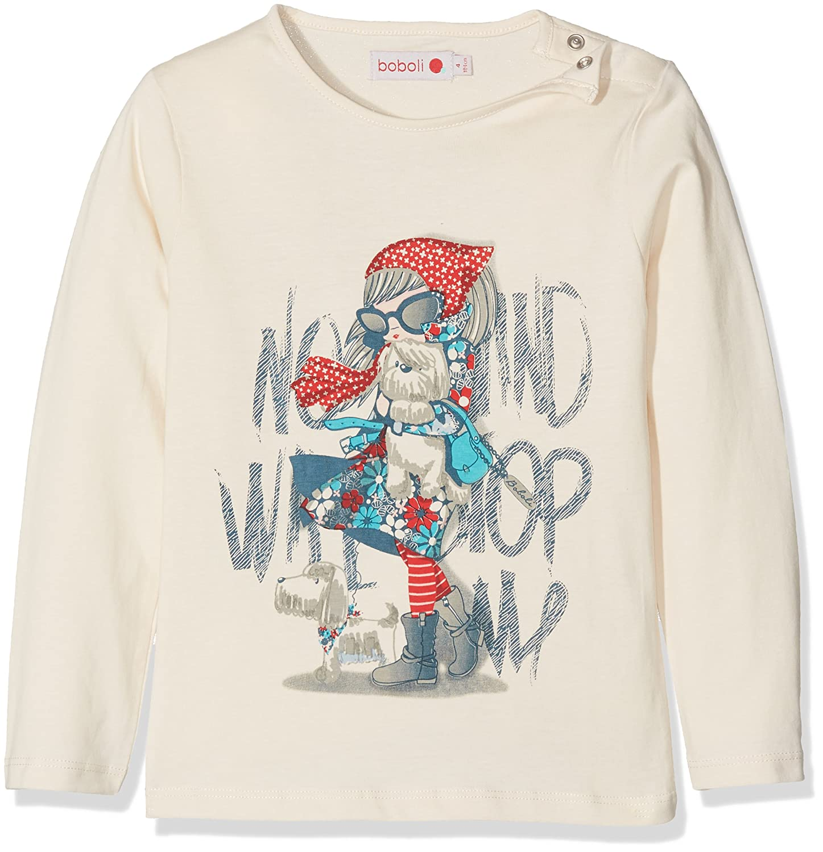 boboli Camiseta de Manga Larga para Bebé s Bóboli 224075
