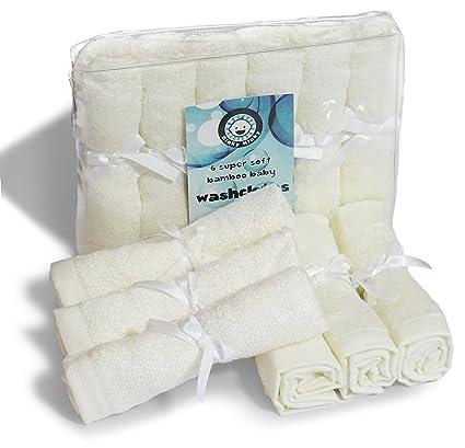 Toallitas toallitas de limpieza de todos los Naturales, reutilizable suave toallas de algodón orgánico y