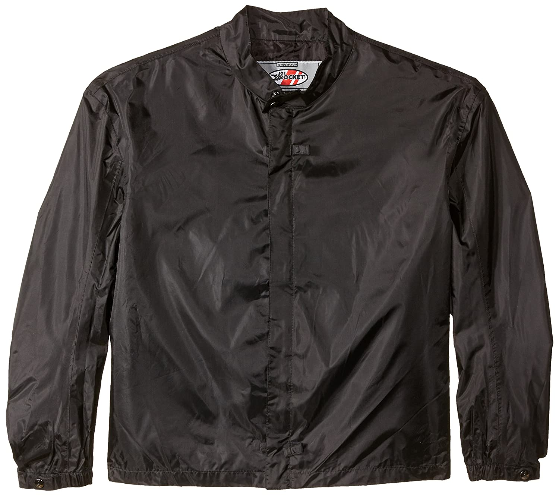 Joe Rocket Velocity Mens Mesh Riding Jacket Black, Large