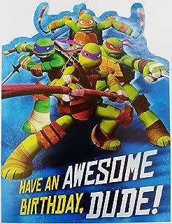 Amazoncom American Greetings Teenage Mutant Ninja Turtles