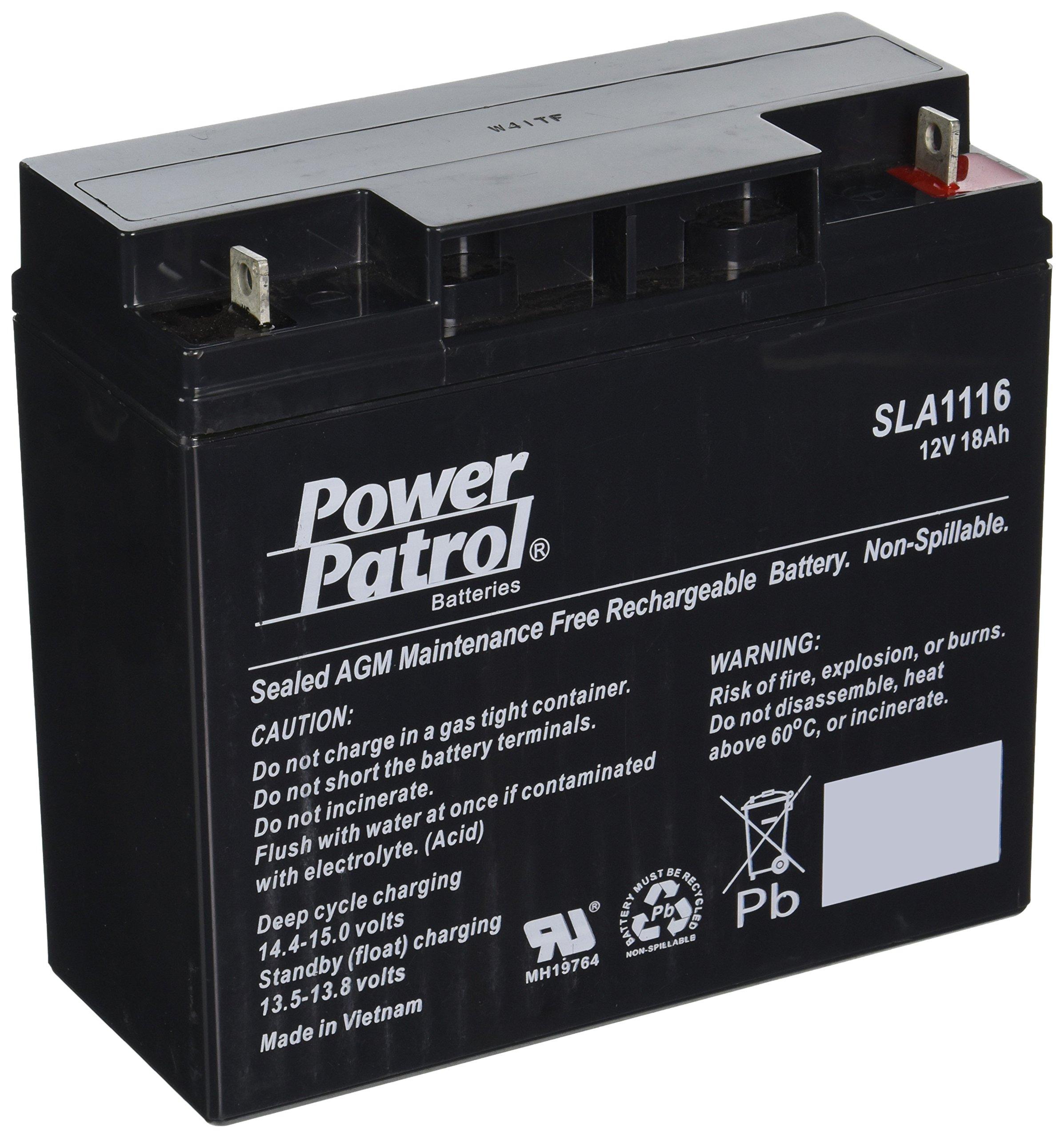 Interstate Batteries SLA1116 lead_acid_battery