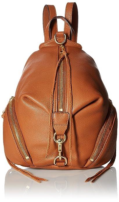 8397a110cff Rebecca Minkoff Medium Julian Backpack, Almond: Amazon.co.uk: Shoes ...