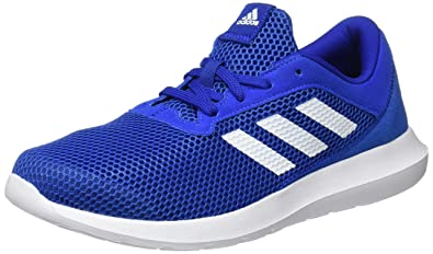 Adidas Men s Element Refresh 3 M Blue Ftwwht Croyal Running Shoes - 10 UK e9aed5120