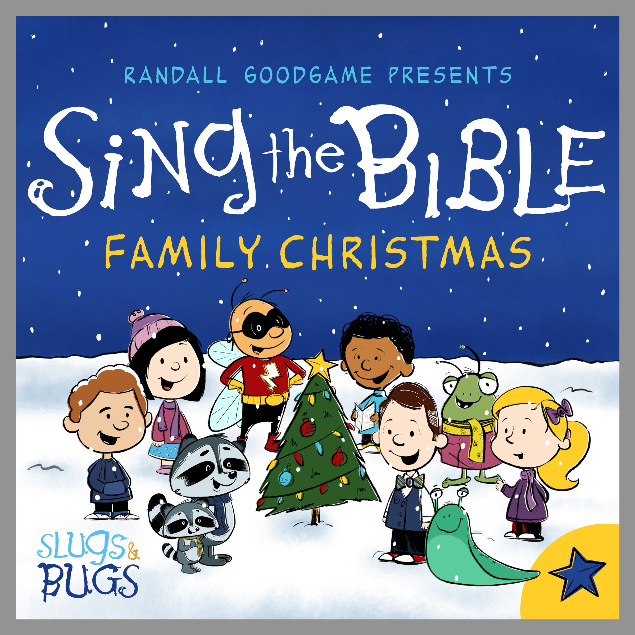 Sing the Bible Family Christmas by Independent
