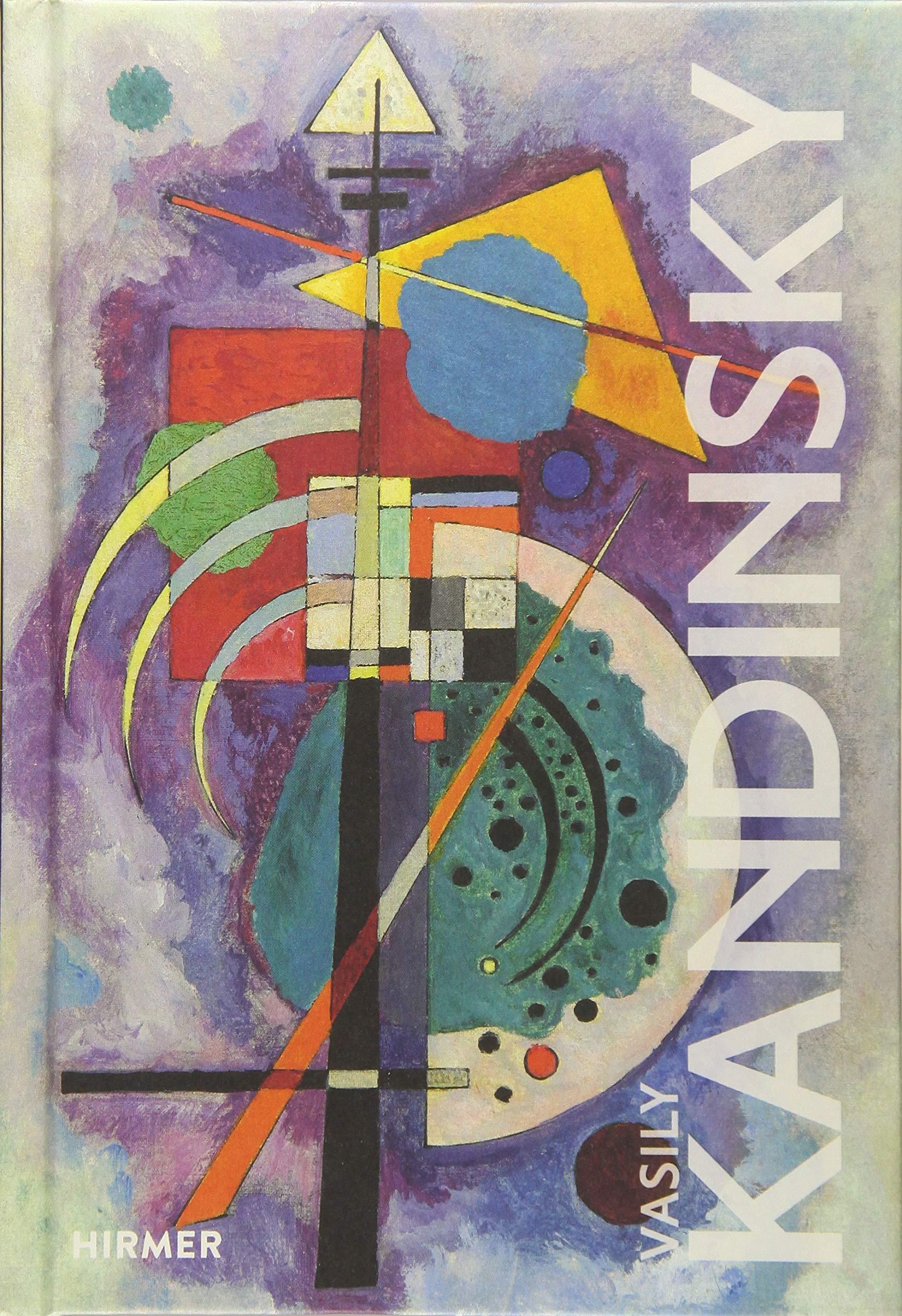 Download Vasily Kandinsky (Great Masters in Art) pdf epub