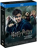 harry potter collection (standard edition) (8 blu-ray) box set Blu-ray Italian Import
