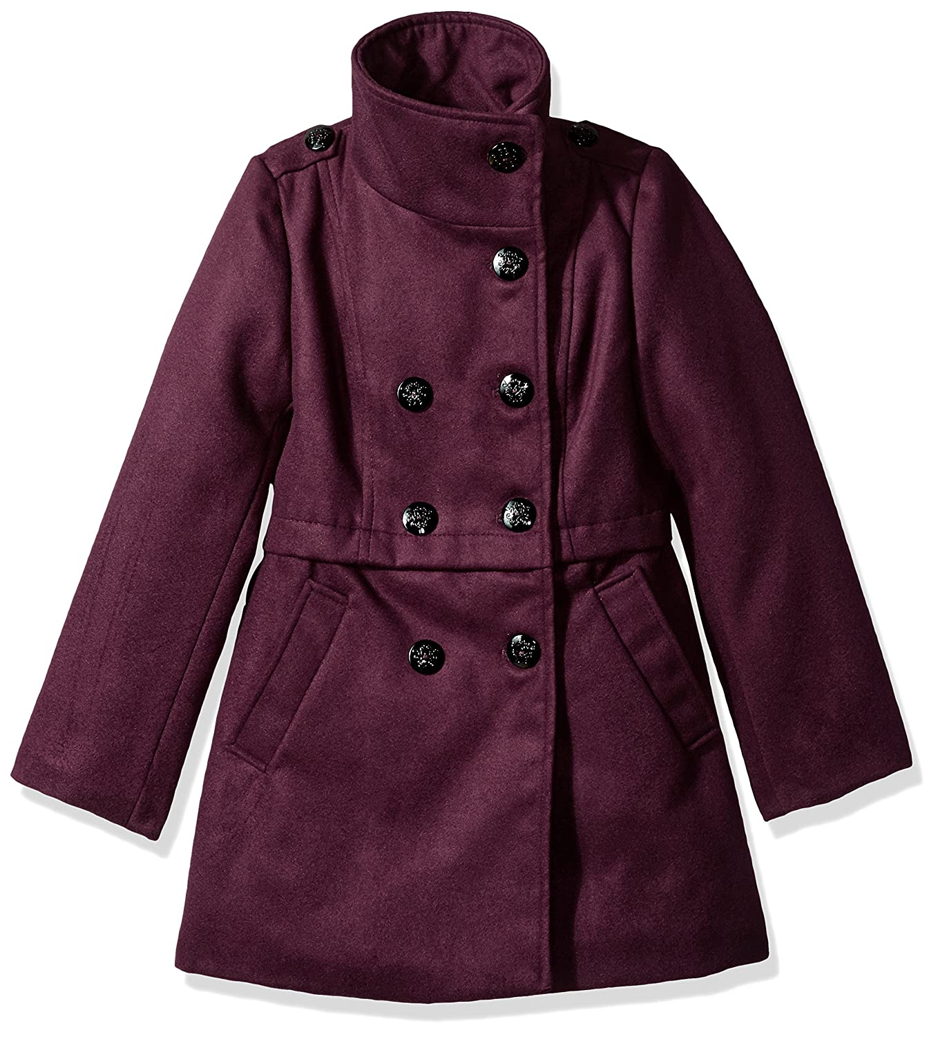 Fancy Jessica Simpson Girls Big Girls Faux Wool Dress Coat