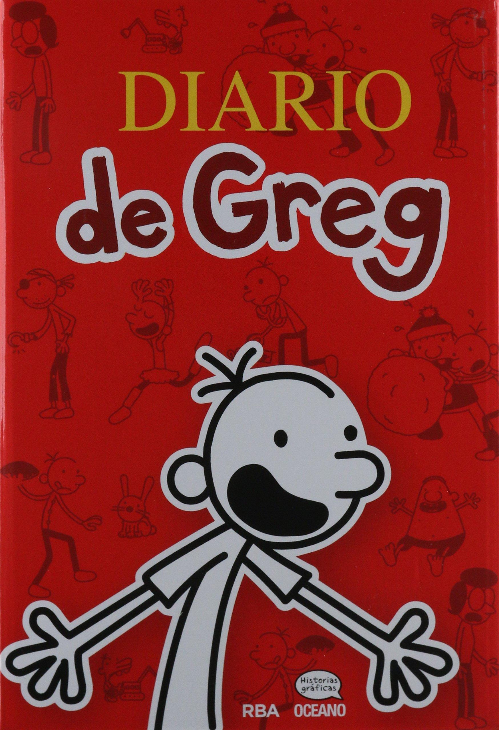 Paquete Diario de Greg (12 volúmenes) (Spanish) Hardcover – 2014