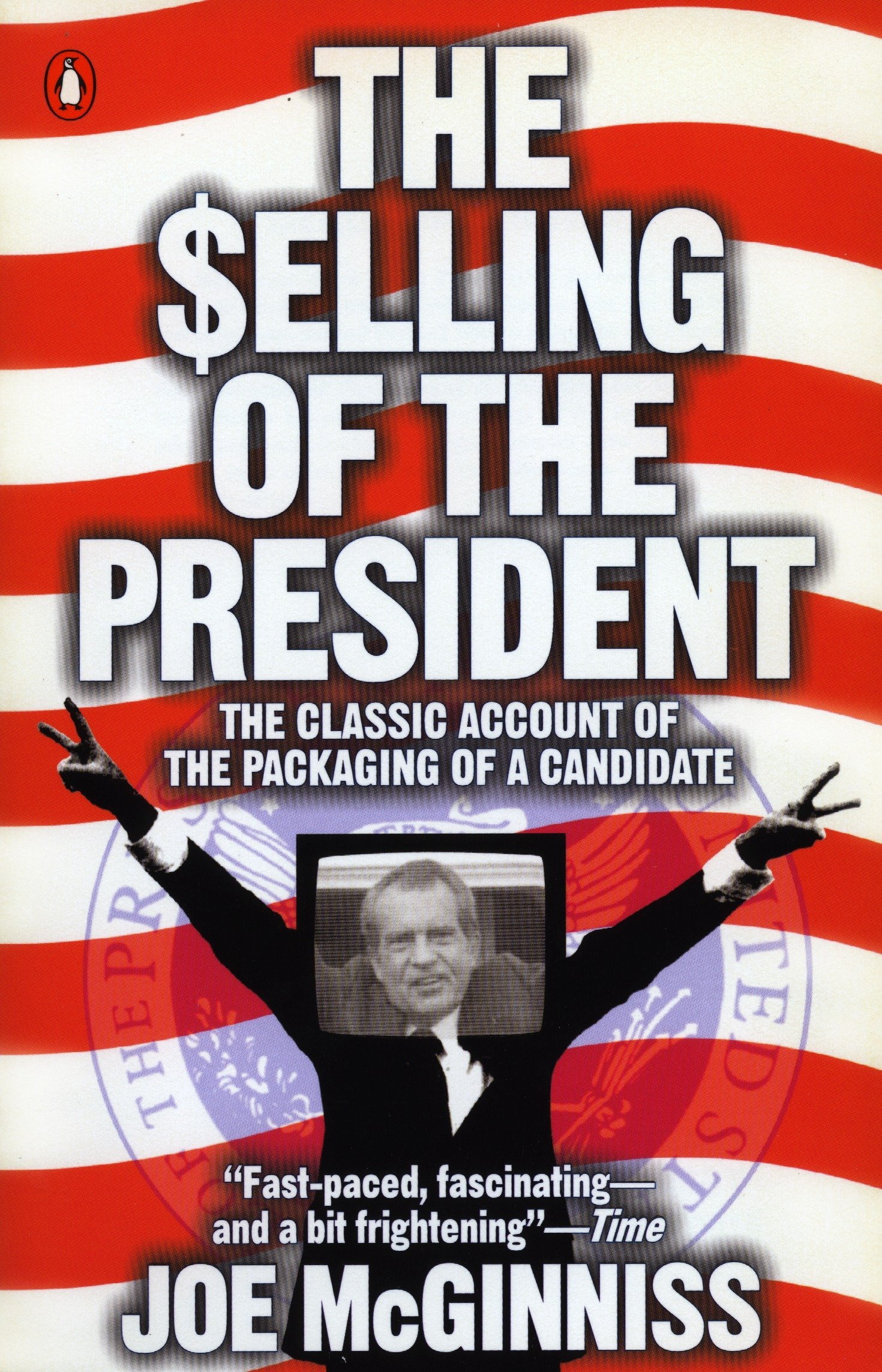 Image result for selling of the president 1968