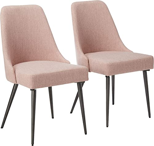 Christopher Knight Home Dawn Modern Fabric Dining Chairs Set of 2
