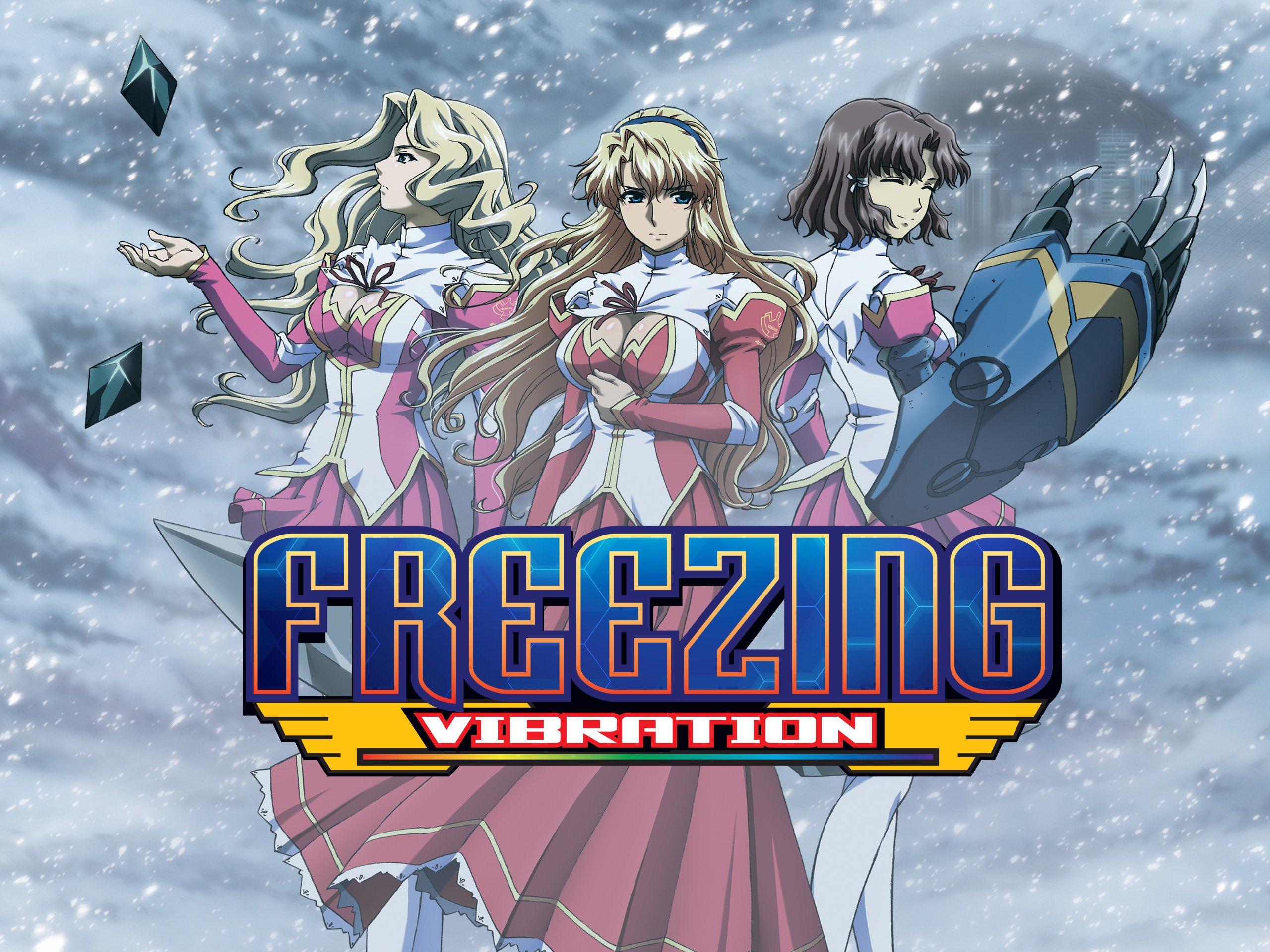 Freezing Vibration English Dub