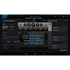 DIRECTV for Fire Tablets: Amazon.es: Appstore para Android