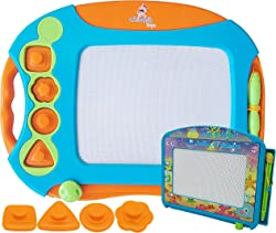 Top 10 Best Magnetic Doodle Drawing Board For Kids (2021 Reviews & Buying Guide) 7