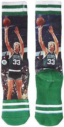 Stance Men's Larry Bird Crew Sock At Amazon Men's Clothing Store: