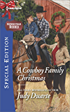 A Cowboy Family Christmas (Rocking Chair Rodeo)