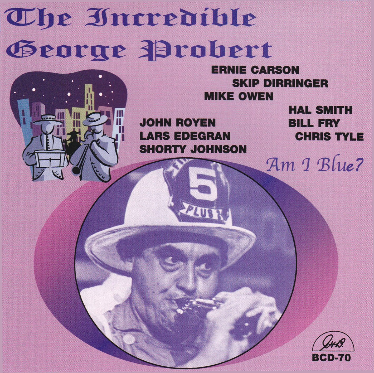 Max Cash special price 51% OFF The Incredible George Probert: Blue? I Am