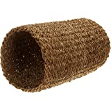 ROSEWOOD Small Animal Activity Sea Grass Tunnel Boredom Breaker, Large