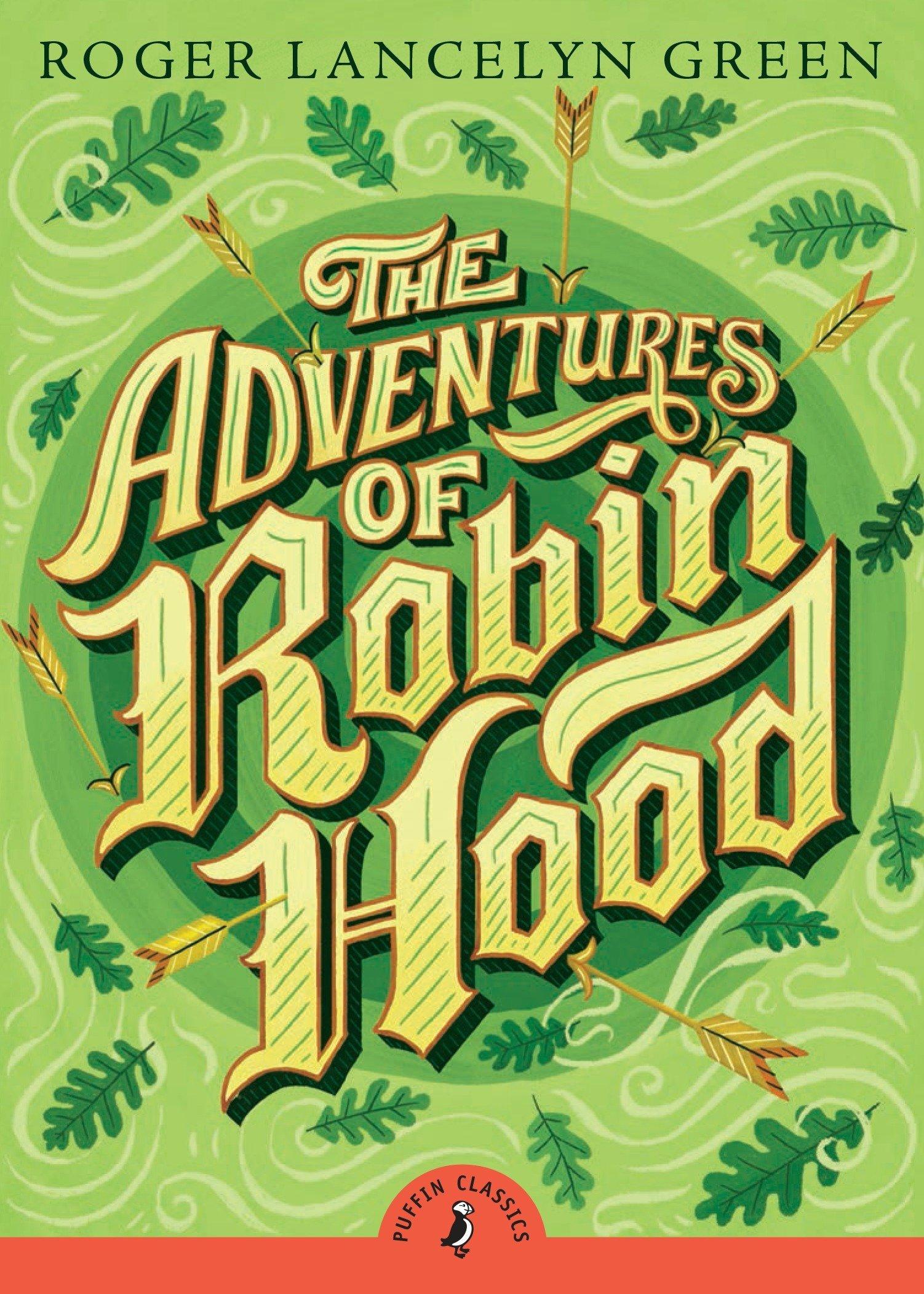 simple robin hood story for kids