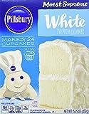 Pillsbury White Cake Mix, 15.25 Ounce