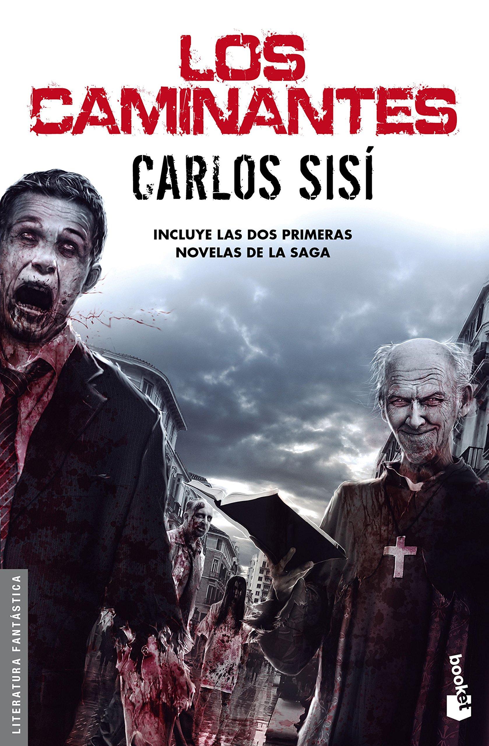 Los caminantes - Libros de zombies