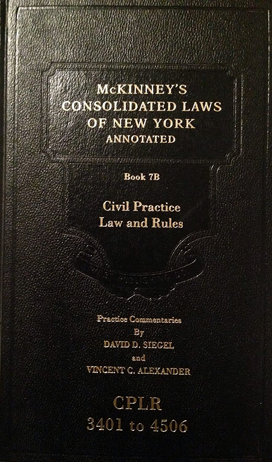 Amazon com : McKinney's Consolidated Laws of New York