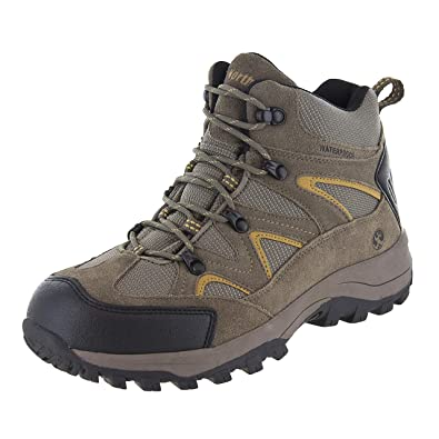 8311352d6c7 Northside Mens Snohomish Leather Waterproof Mid Hiking Boot
