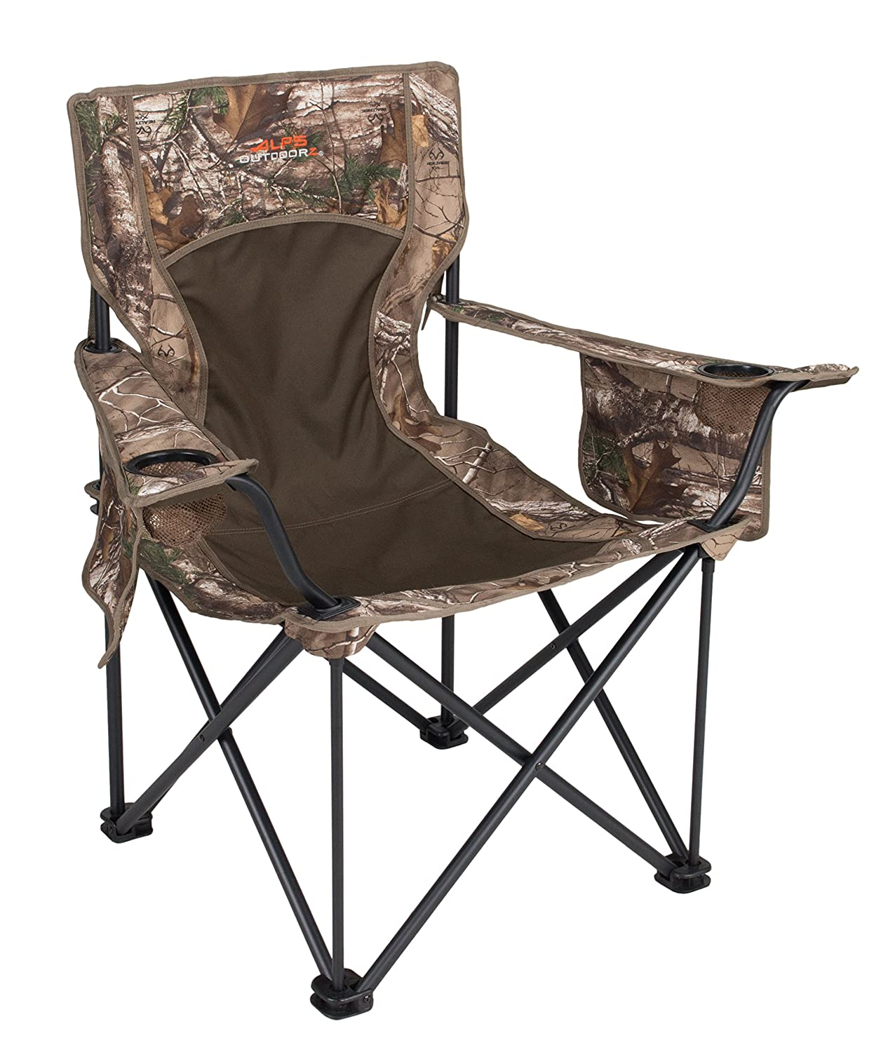 amazon com alps outdoorz king kong chair realtree xtra