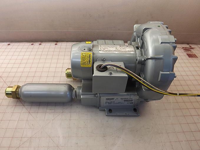 gast, regenair r2103 regenerative blower t35192  fuji electric 2 5 regenerative blower 1