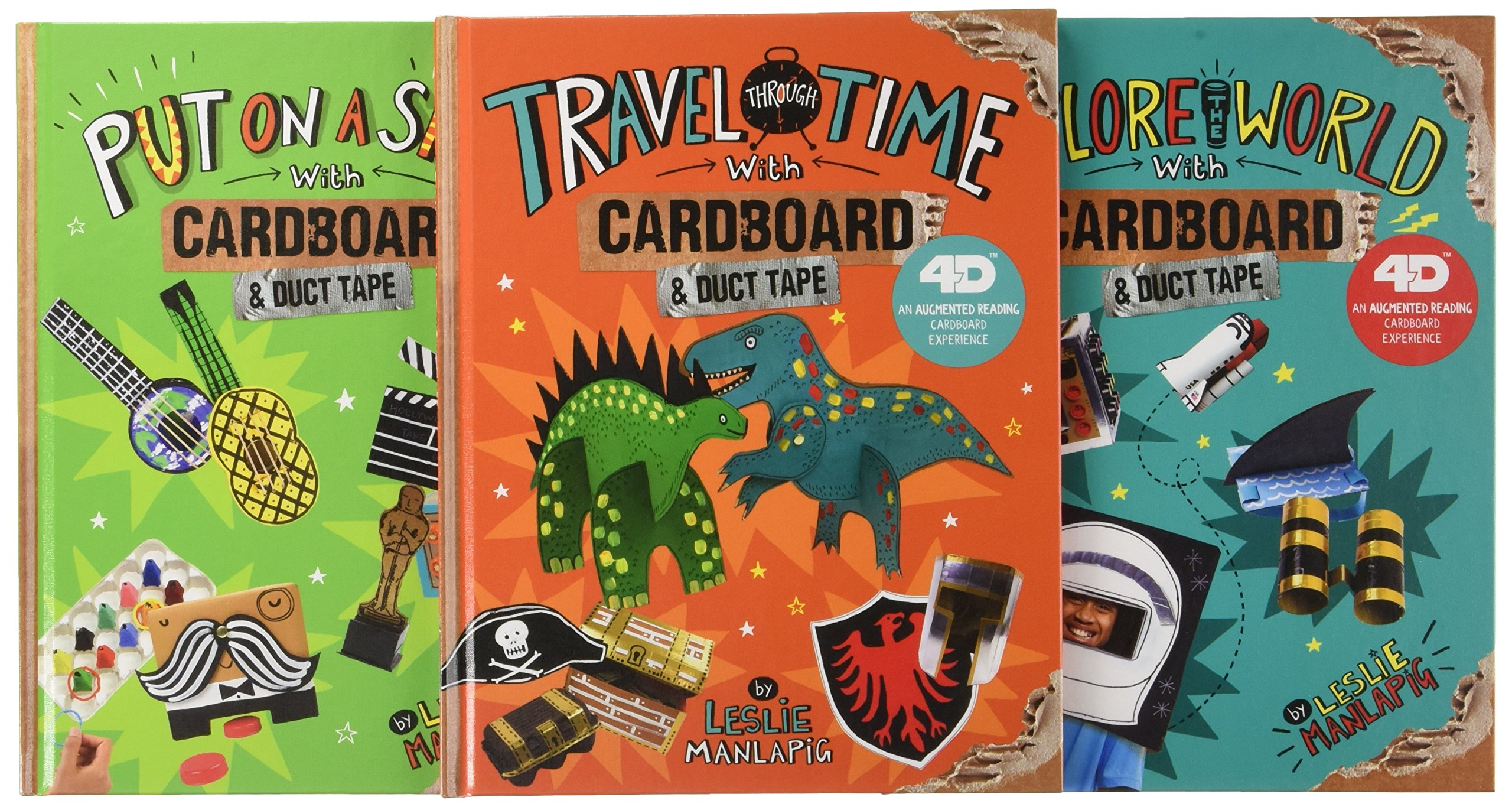 Epic Cardboard Adventures 4D