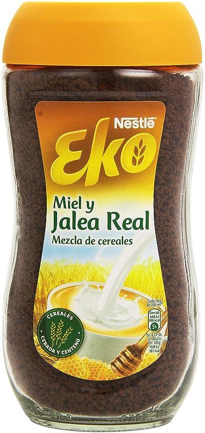 NESTLÉ EKO Cereales Solubles Sabor Miel y Jalea Real