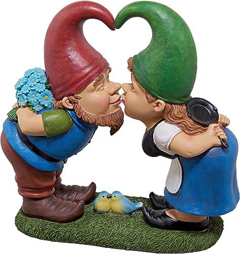 Design Toscano QM2796400 Garden Gnome Statue