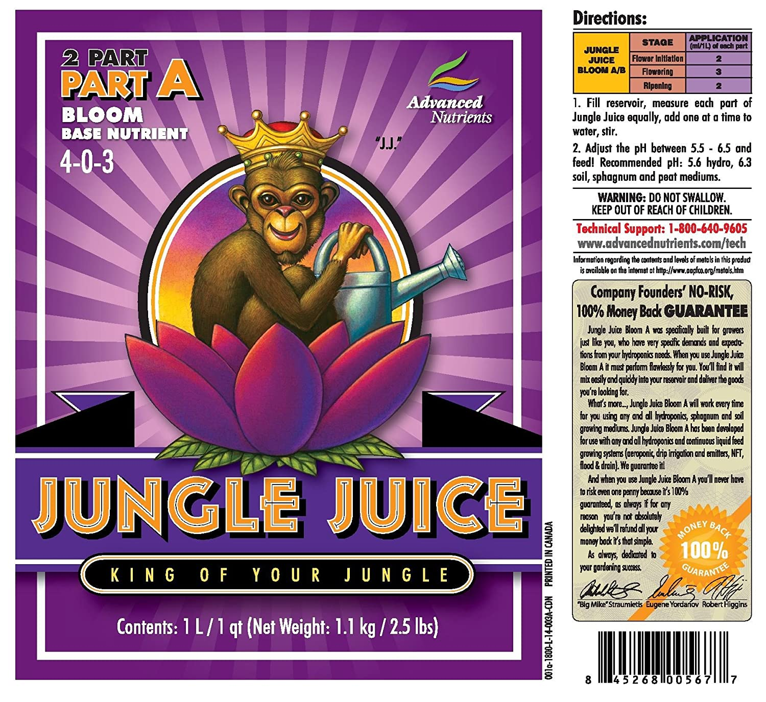 Advanced Nutrients Jungle Juice
