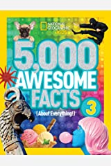 5,000 Awesome Facts (About Everything!) 3 (National Geographic Kids) Hardcover