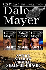 SEALs of Honor: Books 4-6 Swede, Shadow and Cooper Kindle Edition