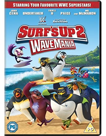 Surf's Up 2 - Wavemania ...