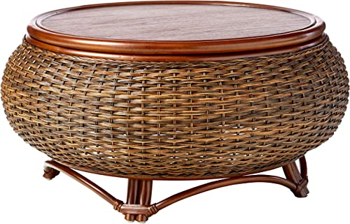 Alexander Sheridan Bermuda Cocktail Table