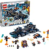 LEGO Marvel Avengers Helicarrier 76153 Fun LEGO Brick Building Toy with Marvel Avengers Action Minifigures, Great Gift…
