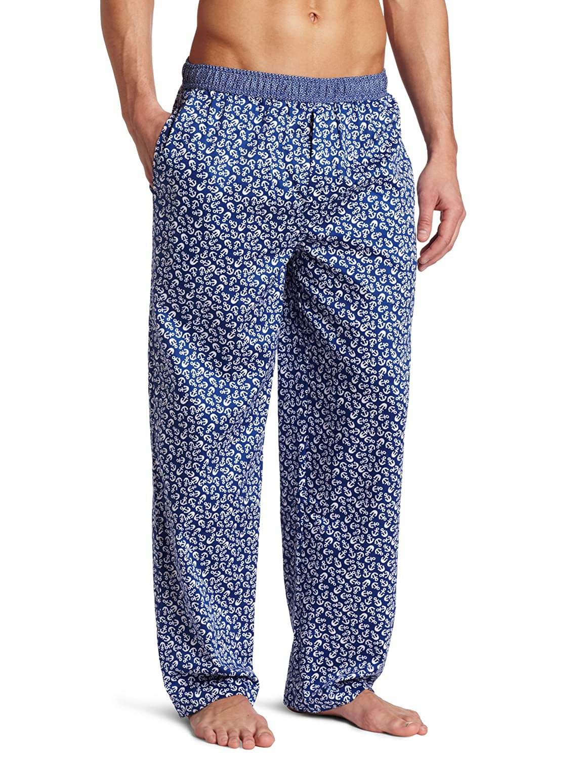 Majestic International Mens Anchors Away Lounge Pant