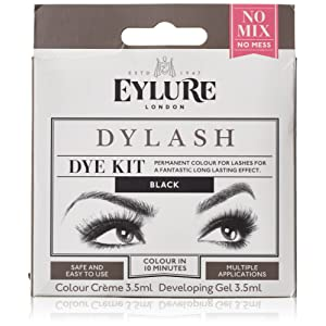 Eylure Pro-lash Dylash Teinture pour Cils Noire