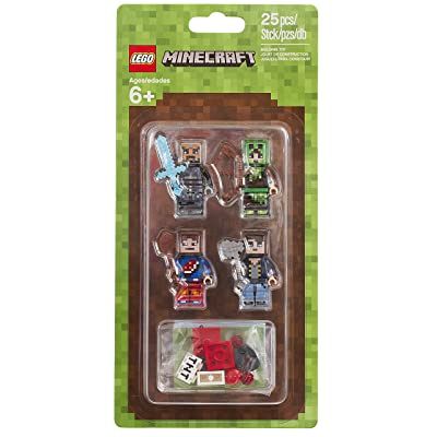LEGO Minecraft 853609 Mini Figure Pack: Toys & Games