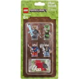 LEGO Minecraft Minecraft Skin Pack 1 853609 Buildinig Kit (25 Piece)