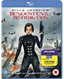 Resident Evil: Retribution (Blu-ray + UV Copy) [2012] [Region Free]