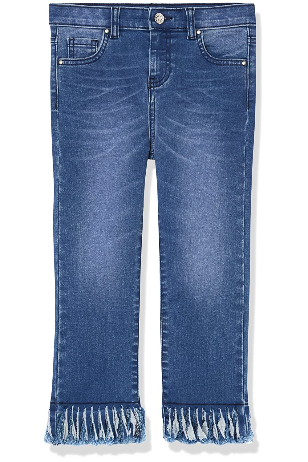 RED WAGON Girls Jeans with Frayed Hem