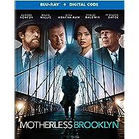 Motherless Brooklyn (Blu-ray + Digital)