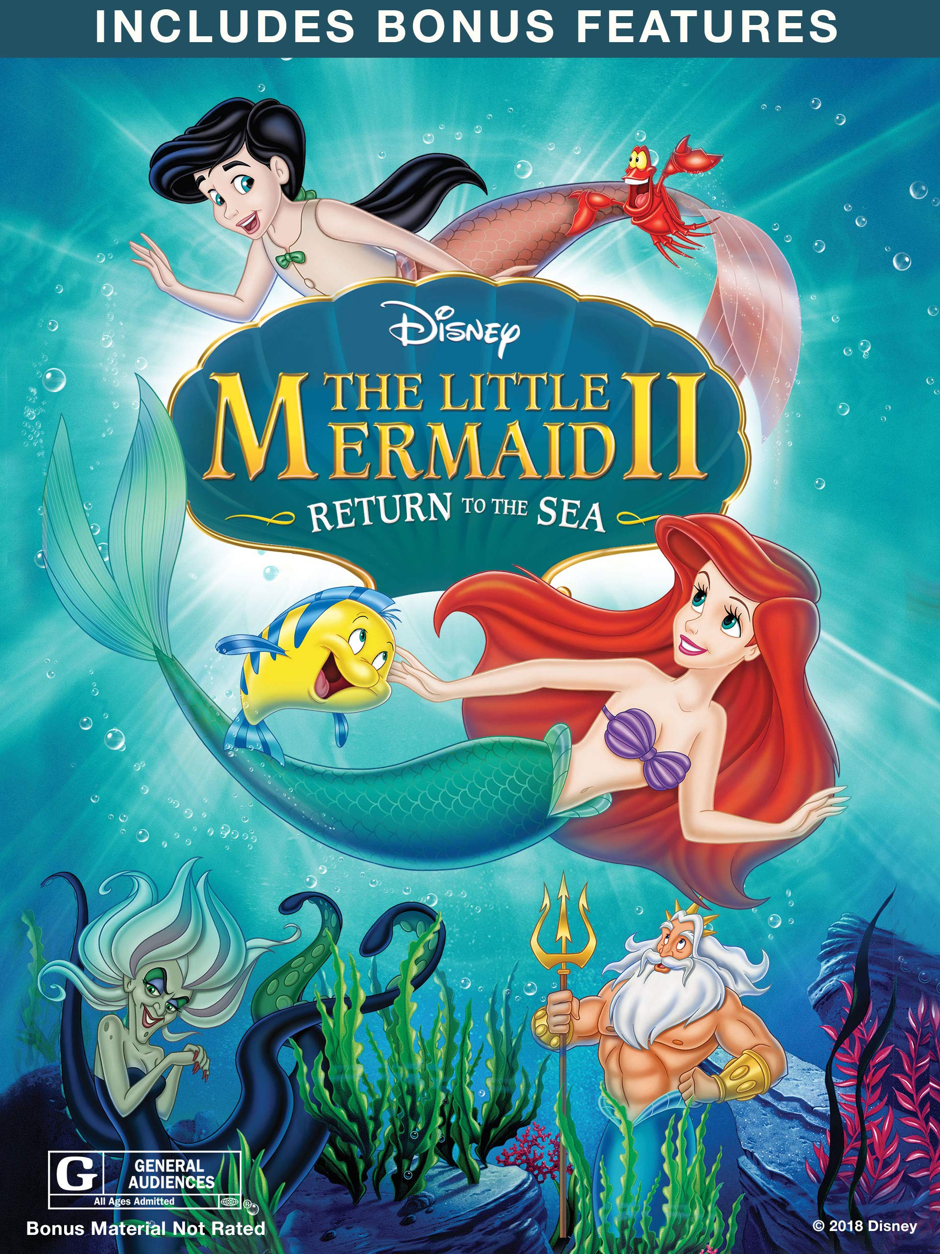 the little mermaid return to the sea full movie download
