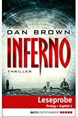 Inferno - Prolog und Kapitel 1: Thriller (German Edition) Kindle Edition