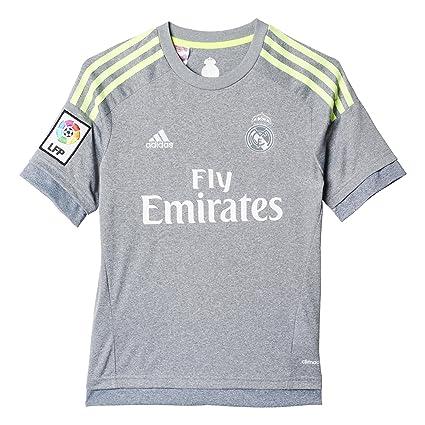 379b8f1c79b5c adidas Real A JSY Y Real Madrid 2015-2016 Maglia da Bambino  adidas  Amazon. it  Sport e tempo libero